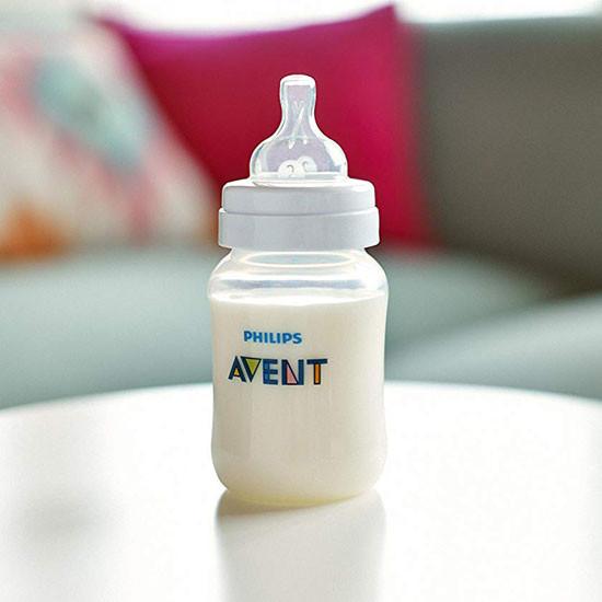 Philips Avent Anti-Colic Nipple - Newborn Flow (0m+) (2 Pack)_thumb4