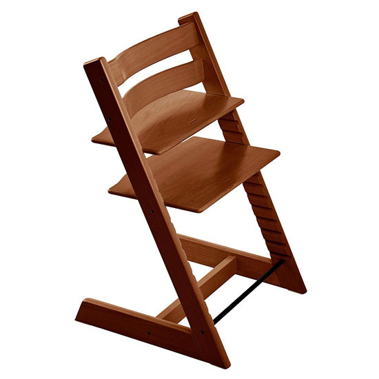 STOKKE Tripp Trapp 2019 Chair  - Walnut Brown_thumb1