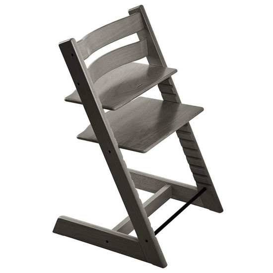 STOKKE Tripp Trapp 2019 Chair  - Hazy Grey
