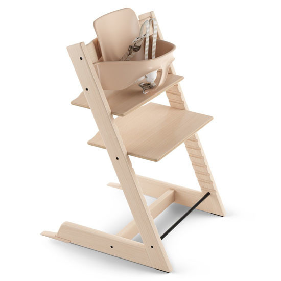 STOKKE Tripp Trapp 2019 High Chair with Baby Set Natural