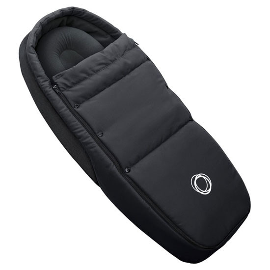 Bugaboo Bee/Ant Baby Cocoon Light - Black_thumb1