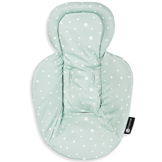4moms Reversible Newborn Insert - Aqua/Dark Grey