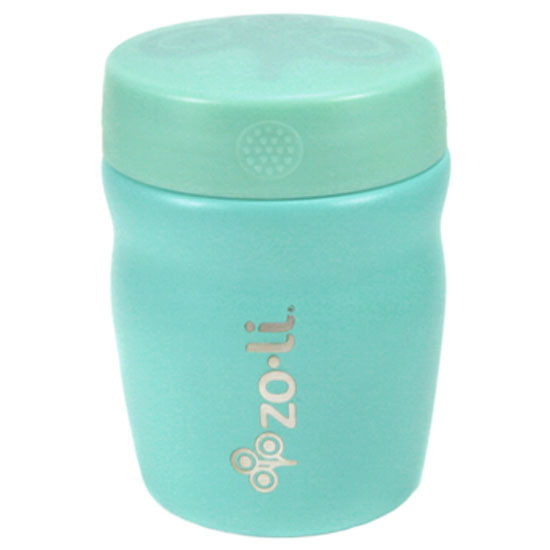Zoli Inc. POW DINE Stainless Steel Insulated Food Jar - Mint_thumb1
