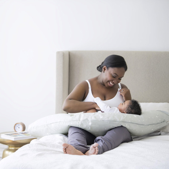 Medela Maternity and Nursing Pillow Lifestyle