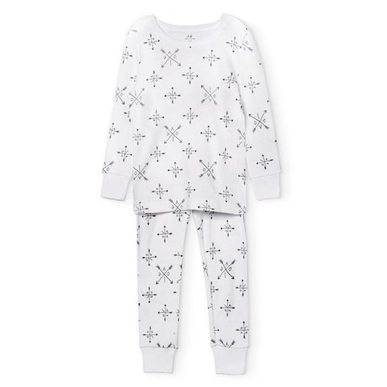 Aden + Anais 2 Piece Cotton Pajamas - Love Struck