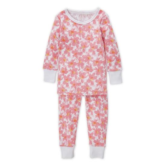 Aden + Anais 2 Piece Cotton Pajamas - Flowers