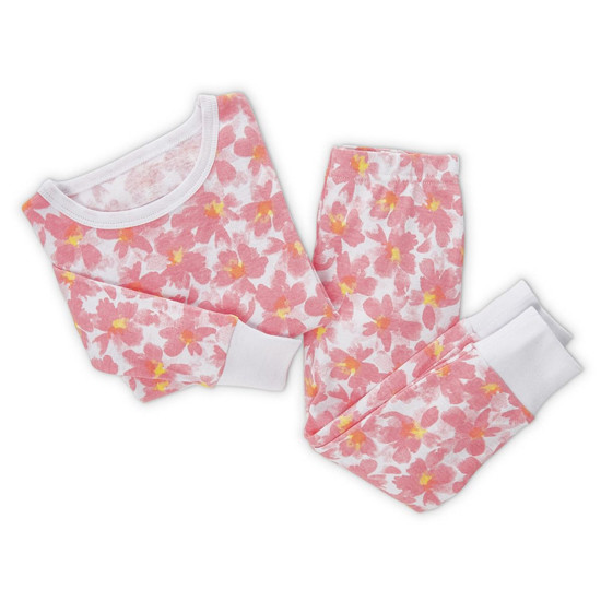 Aden + Anais 2 Piece Cotton Pajamas - Flowers_thumb2