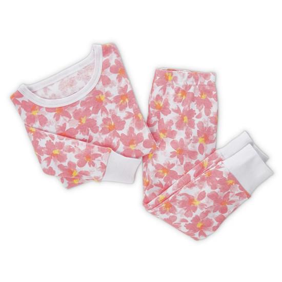 Aden + Anais 2 Piece Cotton Pajamas - Flowers_thumb2