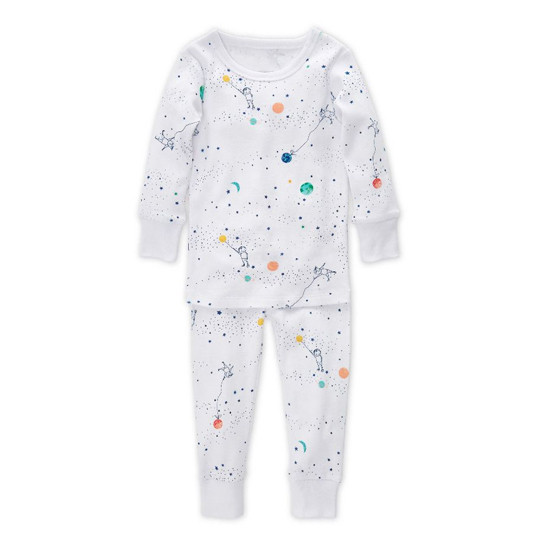 Aden + Anais 2 Piece Cotton Pajamas - Orbit