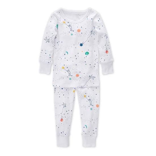 Aden + Anais 2 Piece Cotton Pajamas - Orbit_thumb1