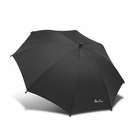 Silver Cross Coast Stroller Parasol - Black Product