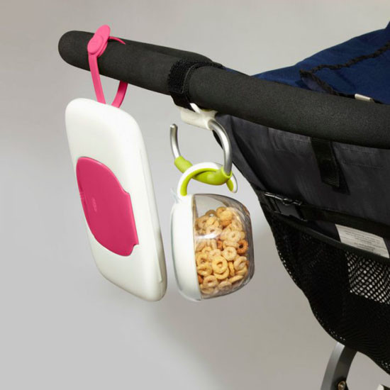 OXO On-the-Go Wipes Dispenser - Pink_thumb3
