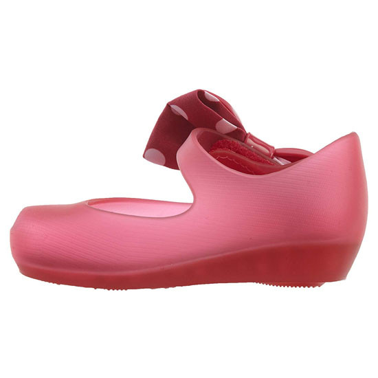 Mini Melissa Ultragirl + Minnie Ballet Flat - Pink_thumb3