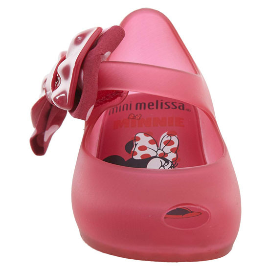 Mini Melissa Ultragirl + Minnie Ballet Flat - Pink_thumb4