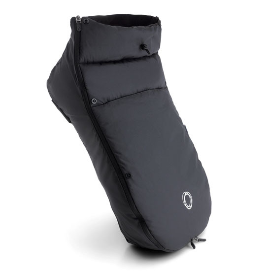 Bugaboo Ant Stroller Footmuff - Black_thumb1