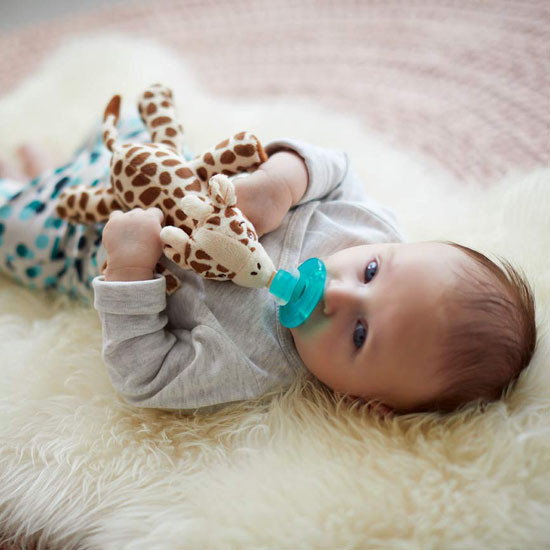 Avent Soothie Snuggle Pacifier - Giraffe_thumb3