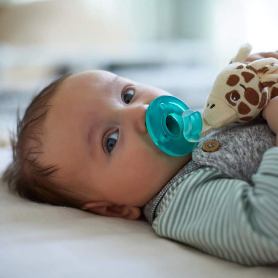 Avent Soothie Snuggle Pacifier - Giraffe_thumb4
