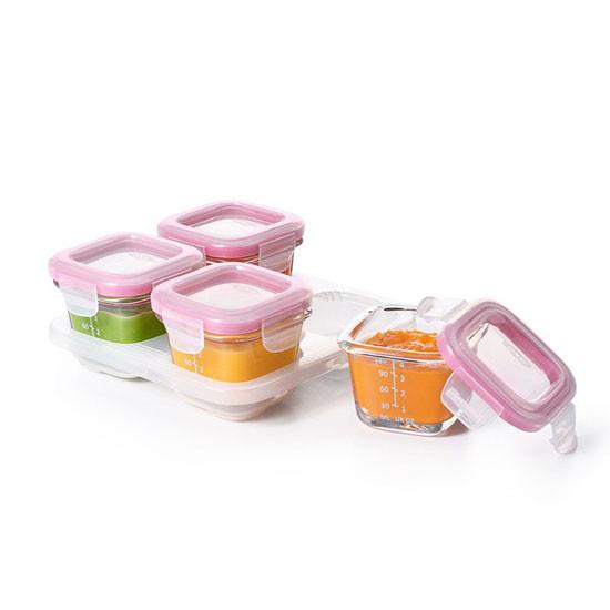 OXO Glass Baby Blocks 4 oz - Pink_thumb4