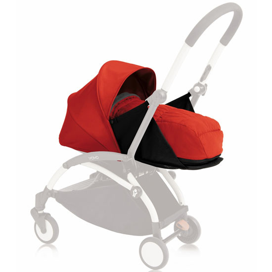 BABYZEN 2019 YOYO+ 0+ Newborn Stroller Color Pack - Red_thumb1