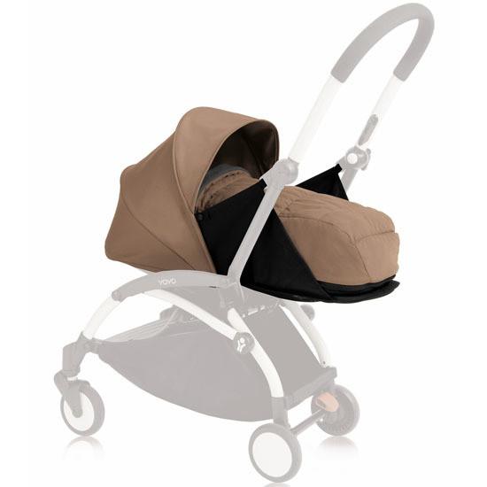 BABYZEN YOYO2 0+ Newborn Stroller Color Pack Taupe