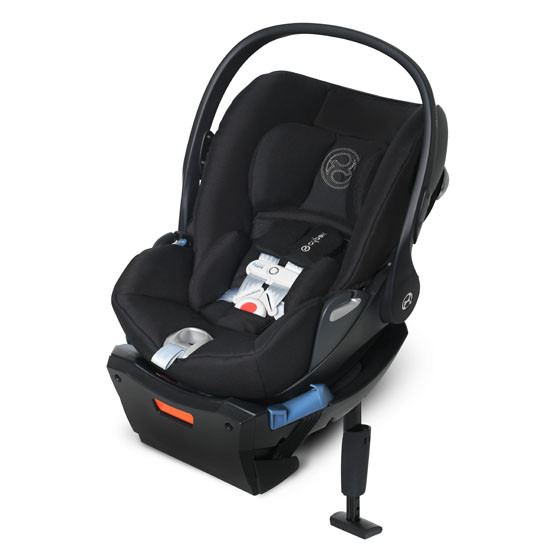 CYBEX Cloud Q with SensorSafe - Stardust Black_thumb1