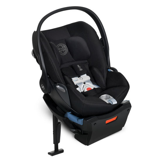 CYBEX Cloud Q with SensorSafe - Stardust Black_thumb1_thumb2