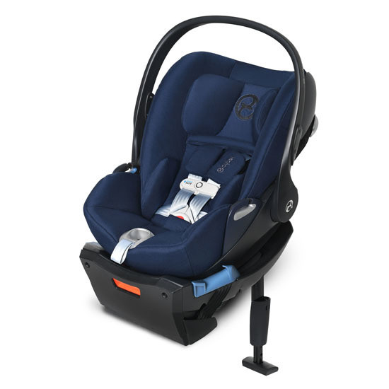CYBEX Cloud Q with SensorSafe in Blue