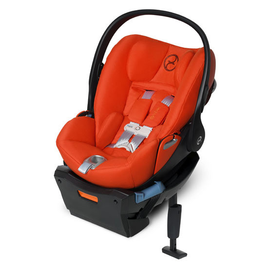 CYBEX Cloud Q with SensorSafe in Autumn