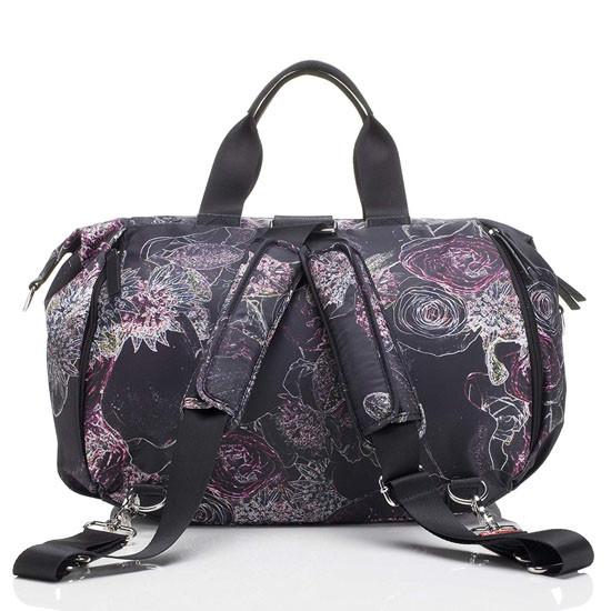 Storksak Seren Diaper Bag - Floral_thumb3