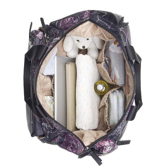 Storksak Seren Diaper Bag - Floral_thumb4