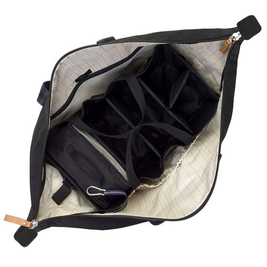 Storksak Travel Collection Duffel Bag - Black_thumb1_thumb2
