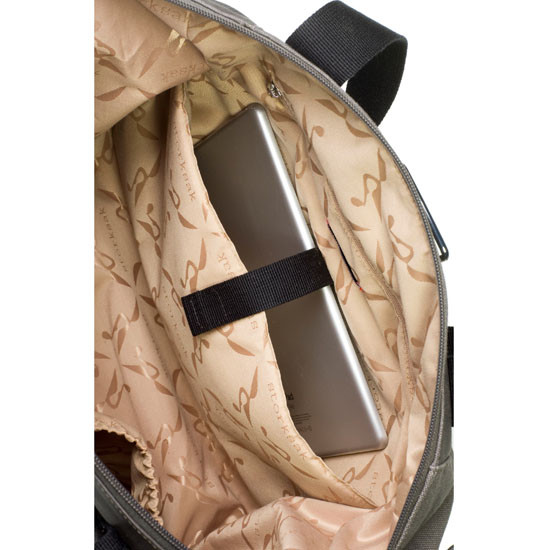 Storksak Jude Convertible Shoulder Bag/Backpack - Charcoal_thumb4