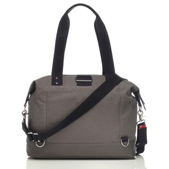 Storksak Jude Convertible Shoulder Bag/Backpack - Charcoal_thumb3