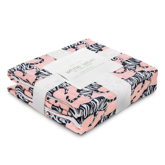 aden + anais White Label Classic Dream Blanket - Pacific Paradise_thumb3