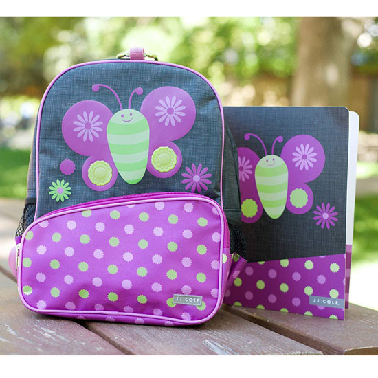 JJ Cole Little Backpack - Butterfly_thumb1_thumb2