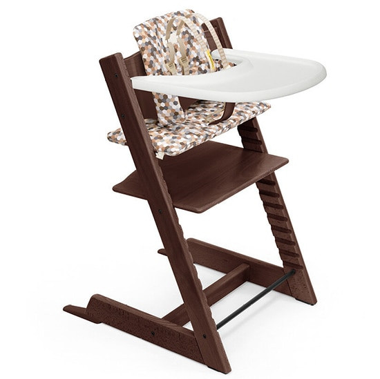 Stokke Tripp Trapp Highchair with Cushion and Tray