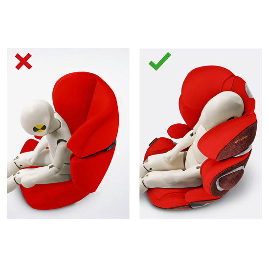 CYBEX Solution Z-Fix Booster Seat - Autumn Gold_thumb8
