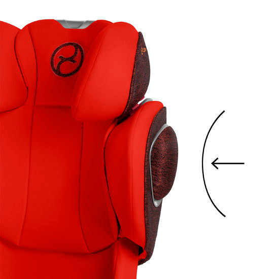 CYBEX Solution Z-Fix Booster Seat - Autumn Gold_thumb6