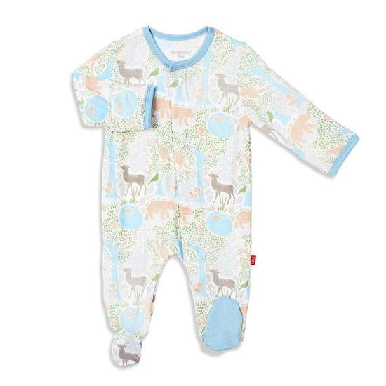 Magnificent Baby Magnetic Me Acadia Footie_thumb1