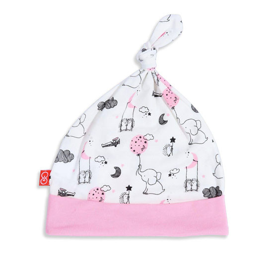 Magnificent Baby Magnetic Me Skylark Modal Hat - Pink_thumb1