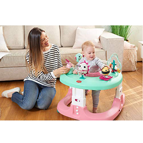 Tiny Love 4-in-1 Here I Grow Baby Walker and Mobile Activity Center - Tiny Princess Tales_thumb3