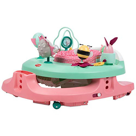 Tiny Love 4-in-1 Here I Grow Baby Walker and Mobile Activity Center - Tiny Princess Tales_thumb1_thumb2