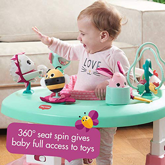 Tiny Love 4-in-1 Here I Grow Baby Walker and Mobile Activity Center - Tiny Princess Tales_thumb6