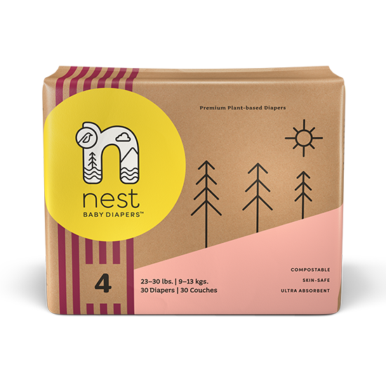 Nest Baby Diapers