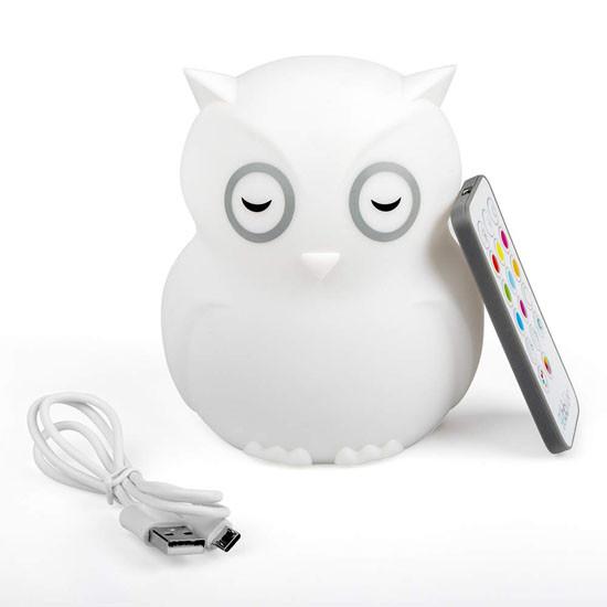 BBLuv Hibu Silicone Portable Night Light_thumb1