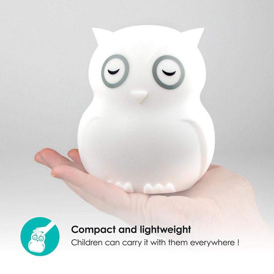 BBLuv Hibu Silicone Portable Night Light_thumb3