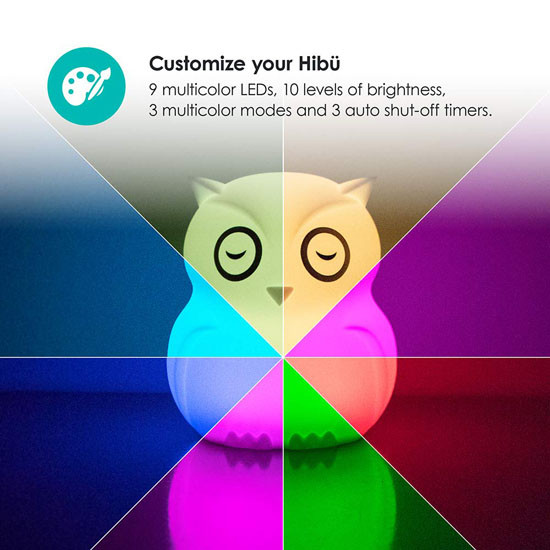 BBLuv Hibu Silicone Portable Night Light_thumb6