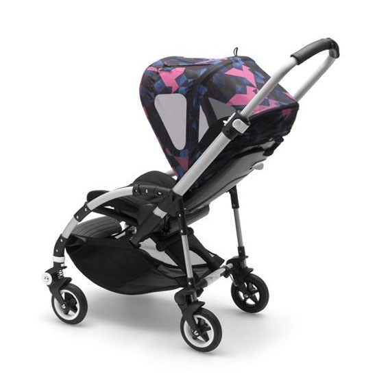 Bugaboo Bee5 Breezy Sun Canopy birds