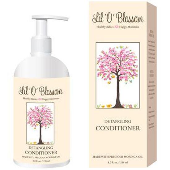 Lil O Blossom Detangling Conditioner - 8 oz Product