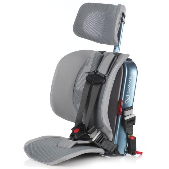 WAYB Pico Traveling Booster Seat Ocean